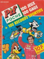Pif Poche -303- 100 records sportifs avec alain prost