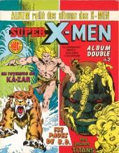 X-Men (Les étranges) -Rec02- Album relié N°2