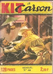 Kit Carson -456- La chasse à l'étranger