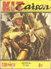 Kit Carson -475- Vers les terres vierges