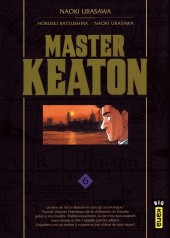Master Keaton (Édition Deluxe) -6- Volume 06