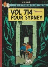 Tintin (Historique) -22B37TL- Vol 714 Pour Sydney
