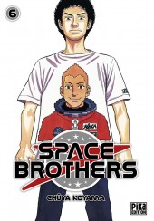 Space Brothers -6- Tome 6