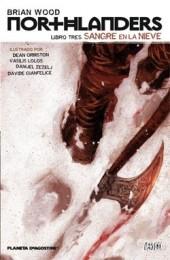 Northlanders (en espagnol) -3- Sangre en la Nieve