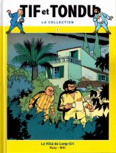 Tif et Tondu - La collection (Hachette)  -8- La Villa du Long-Cri