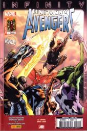 Uncanny Avengers (2e série) -1- Avengers à Louer