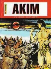 Akim (2e série) -38- La grotte aux racines