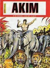 Akim (2e série) -39- Le Prisonnier de l'abîme