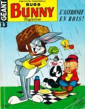 Bugs Bunny (Magazine Géant - 2e série - Sagédition) -13- L'Astronef en bois !