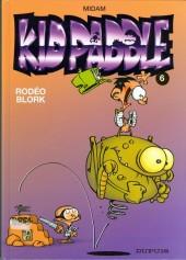 Kid Paddle -6a2004- Rodéo Blork