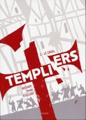 Templiers -2- Le graal
