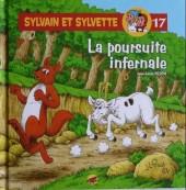 Sylvain et Sylvette (Éditions P'tit Louis) -17- La poursuite infernale