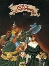 L'Épée d'Ardenois -1a- Garen