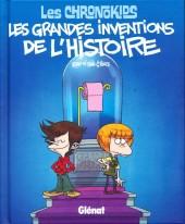 Les chronoKids - Les grandes inventions de l'Histoire