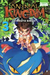 Animal Kingdom -3- Tome 3