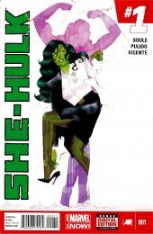 She-Hulk (2014) -1- She-Hulk