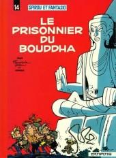 Spirou et Fantasio -14g94- Le prisonnier du Bouddha