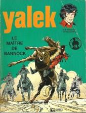 Yalek -7'- Le maître de Bannock