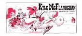 Mini-récits et stripbooks Spirou -MR3967- Kyle McFlanaghan - La Future Terreur de l'Ouest