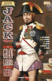 Fábulas Presenta: Jack -6- El Gran Libro de la Guerra