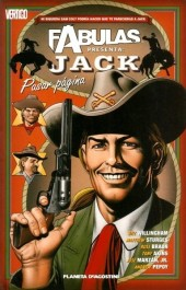 Fábulas Presenta: Jack -5- Pasar Página