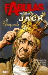 Fábulas Presenta: Jack -3- El Príncipe Malo