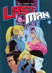 LastMan -4TLb- Tome 4
