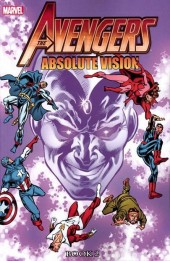 Avengers (The) (TPB) -INT- Absolute Vision Book 2
