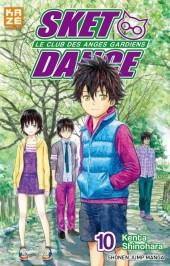 Sket Dance - Le club des anges gardiens -10- Tome 10