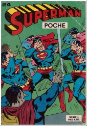 Superman (Poche) (Sagédition) -24- Superman poche n°24