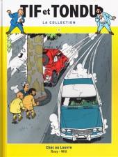 Tif et Tondu - La collection (Hachette)  -9- Choc au Louvre