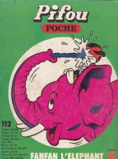 Pifou (Poche) -112- Fanfan l'éléphant