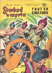 Simbad le marin (Éditions Mondiales) -1- La Prophétie réalisée