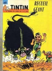 (Recueil) Tintin (Album du journal - Édition française) -60- Tintin Album du Journal