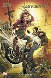 Les fugitifs (100% Marvel) -2- Rock zombies
