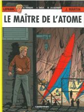 Lefranc -17a2008- Le maître de l'atome