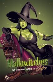 (AUT) Chatzoudis - Hallowitches: The Halloween Pinups of Elias