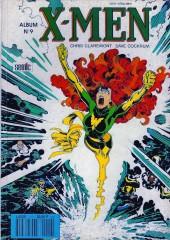 X-Men/X-Men Saga (Semic) -Rec09- Album N°9 (du n°1 au n°2)