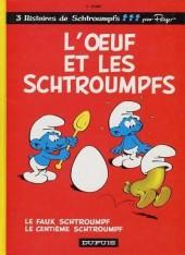 Les schtroumpfs -4b85- L'œuf et les schtroumpfs