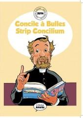 Concile à Bulles - Strip Concilium - Concile à Bulles 2014