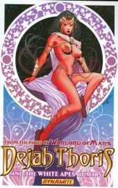 Dejah Thoris And The White Apes Of Mars (2012)