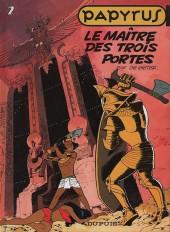 Papyrus -2b2004- Le maître des trois portes