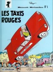 Benoît Brisefer -1d2003- Les taxis rouges
