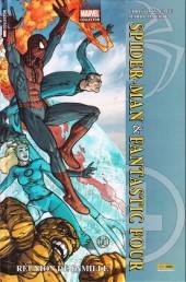 Marvel Collector -1- Spider-Man & Fantastic Four : Réunion de famille