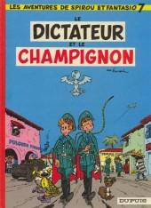 Spirou et Fantasio -7h03- Le dictateur et le champignon