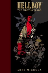 Hellboy Library Edition (2008) -HS- Hellboy: The First 20 years