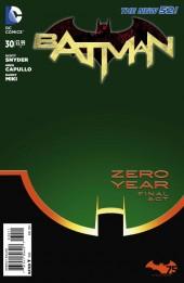 Batman (2011) -30- Zero Year: Savage City, Part One