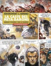 La caste des Méta-Barons -INT2- Aghnar le Bisaïeul & Oda la Bisaïeule