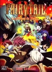 Fairy Tail -HS2- La prêtresse du Phœnix