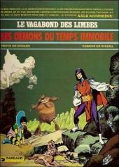 Le vagabond des Limbes -4a1979- Les démons du temps immobile